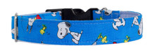 Clasp Collar [Snoopy Oh Joy! Blue]