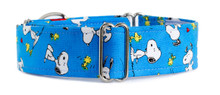 Martingale Collar [Snoopy Oh Joy! Blue]