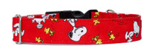 Clasp Collar [Snoopy Oh Joy! Red]