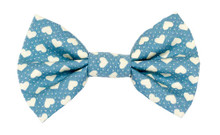 Bow Tie [Blue Hearts]