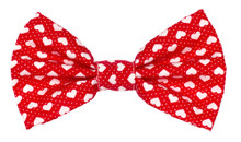 Bow Tie [Hearts Red]
