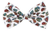 Bow Tie [Paisley White]
