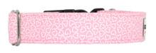 Clasp Collar [LA Hearts Pink]