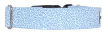 Clasp Collar [LA Hearts Blue]