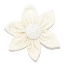 Flower [Broderie Ivory]