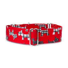 Martingale Collar [Scotties Red]