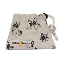 Noddy & Sweets Poop / Treat Bag [Frenchie]