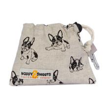 Noddy & Sweets Poop / Treat Bag [Frenchie]