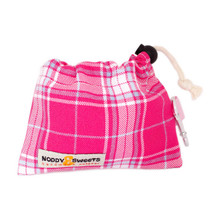 Noddy & Sweets Poop / Treat Bag [Tartan Candy]