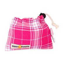 Noddy & Sweets Poop / Treat Bag [Tartan Candy]
