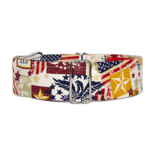 Martingale Collar [Old Glory]