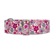 Martingale Collar [Ditsy Flowers]
