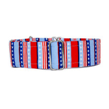 Martingale Collar [Stars & Stripes]