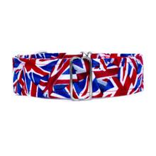 Martingale Collar [Union Jack]