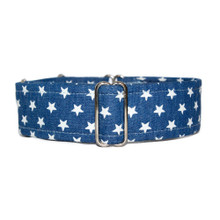 Martingale Collar [Denim Stars]