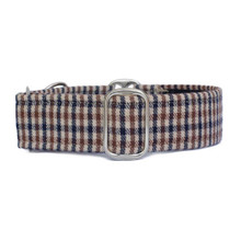 Martingale Collar [Tweed Walnut]