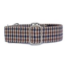 Martingale Collar [Tweed Walnut]