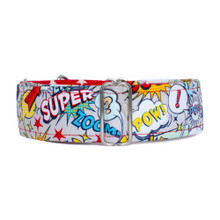Martingale Collar [Superhero Stars]