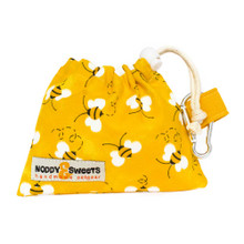 Noddy & Sweets Poop / Treat Bag [Bumble Bees]