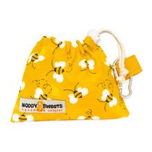 Noddy & Sweets Poop / Treat Bag [Bumble Bees]