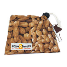 Noddy & Sweets Poop / Treat Bag [Peanuts]