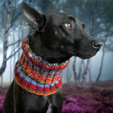 Hand Knitted Snood [Rhapsody]