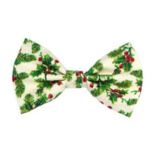 Bow Tie [Xmas Holly]