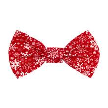 Bow Tie [Snowflakes]
