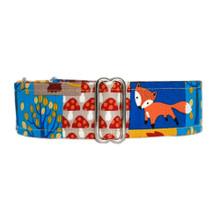 Martingale Collar [Fox & Squirrel]