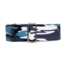 Martingale Collar [Camouflage Blue]