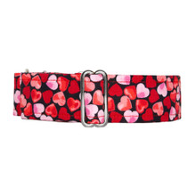 Martingale Collar [Love Hearts]