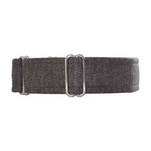 Martingale Collar [Herringbone Charcoal]