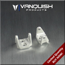 Vanquish SCX10 Axle Shock Link Mount Clear Anodized