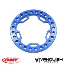 OMF 1.9 Phase 5 Beadlock Blue Anodized
