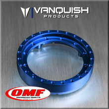 OMF 1.9 Front Ring Blue Anodized