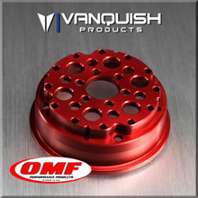 OMF 1.9 Outlaw II Rear Ring Red Anodized
