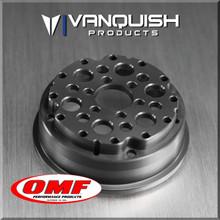 OMF 1.9 Outlaw II Rear Ring Grey Anodized