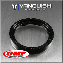 OMF 2.2 Front Ring Black Anodized