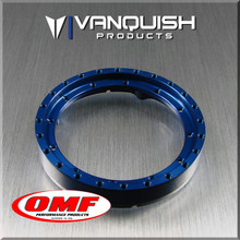 OMF 2.2 Front Ring Blue Anodized