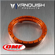 OMF 2.2 Front Ring Orange Anodized