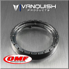 OMF 2.2 Front Ring Grey Anodized