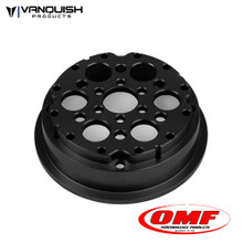 OMF 2.2 Outlaw II Rear Ring Black Anodized