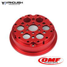 OMF 2.2 Outlaw II Rear Ring Red Anodized