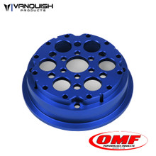 OMF 2.2 Outlaw II Rear Ring Blue Anodized