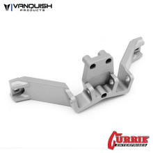 Currie Truss/Upper Link Mount Clear Anodized