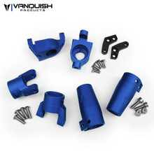 Axial Wraith Stage One Kit Blue Anodized