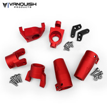 Axial Wraith Stage One Kit Red Anodized