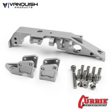 Wraith Currie Truss/Link Mounts Front Clear Anodized