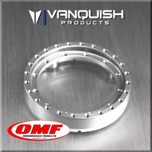 OMF 1.9 Front Ring Clear Anodized
