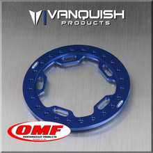 OMF 2.2 Phase 5 Beadlock Blue Anodized